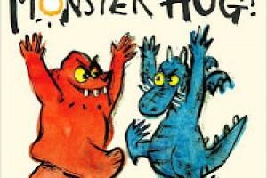 Monster Hug! #picturebookmonth #literacy #elemed #preschool