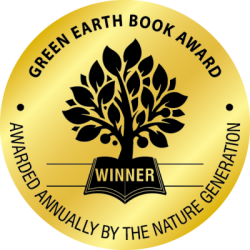 Green Earth Book Award gold seal