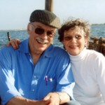 Patricia Lee Gauch with husband Ron